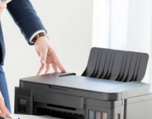 Ink Jet printers are made possible by crystal technologies