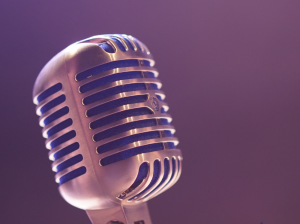 Microphones are made possible from crystal technology