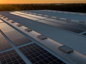 Solar Panels have modern crystal technology