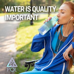 The importance of water quality